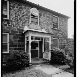 Photo of the Wardens House